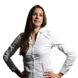 Marta Marco, Marketing Manager for Forman Vehicle Services